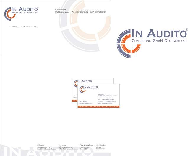 Design & Layout - IN AUDITO